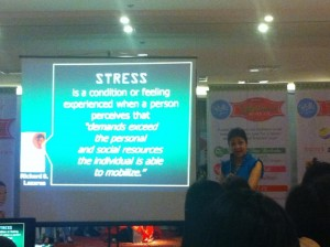 Ducky Villanueva on Don't Stress It Out!