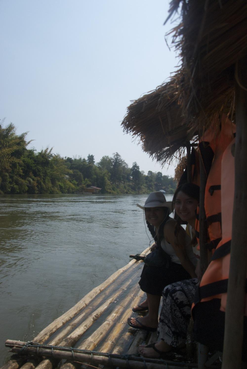 Bamboo Raft