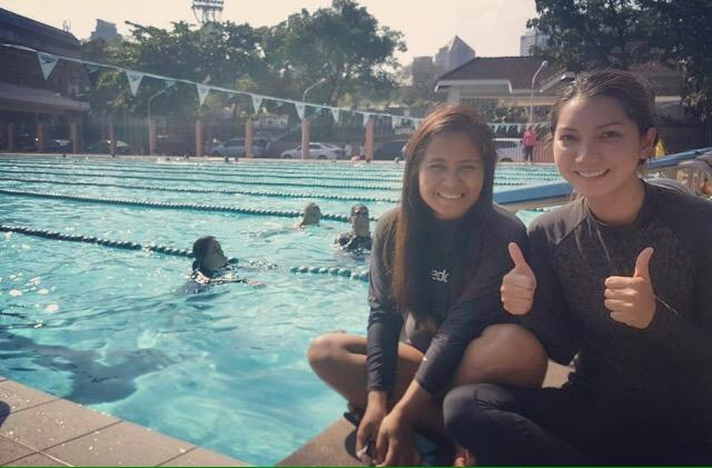 Swimming Basics With Swim Central Compass By Haifa Carina