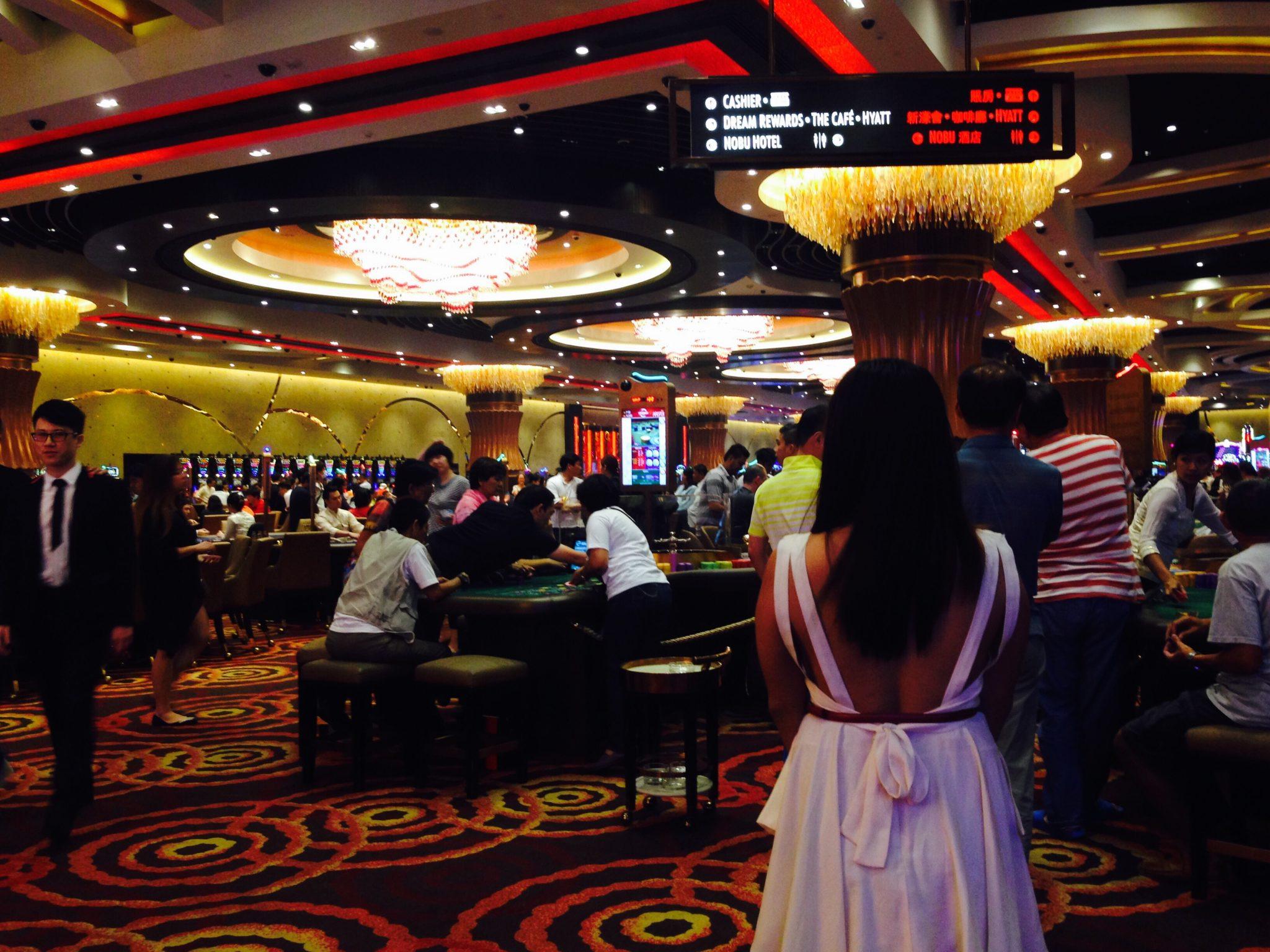 Compass casino
