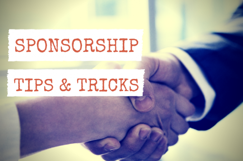 Sponsorship Tips and Tricks by Haifa Carina