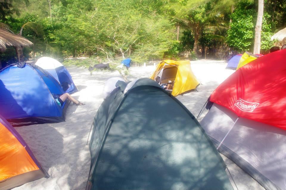 4 Tents